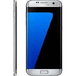 "Movil Samsung Galaxy S7 5.5"" Edge 32gb Silver"