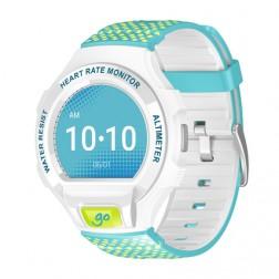 Smartwatch Alcatel Wave Smart Band Go 3 Blanco