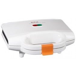 Sandwichera Tefal Ultracompact Sm155012 Blanca
