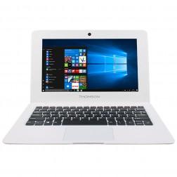 """Ordenador Portatil Thomson Notebook 10.2"""" Intel Baytrail 1gb 32gb W10 Blanc"""