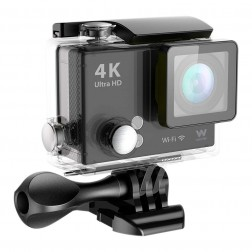 Videocamara Accion Woxter Sport Cam 4k Negra