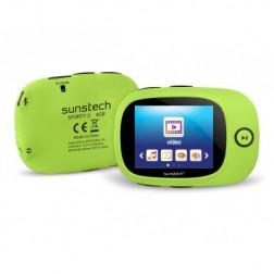 "Mp4 4gb Sunstech Sportyii 1,8"" Verde"
