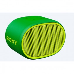 Altavoz Portatil Sony Srs-Xb01g Extra Bass Bluetooth Verde