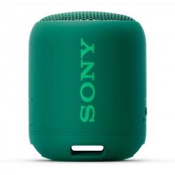 Altavoz Portatil Sony Srs-Xb12g Extra Bass Bluetooth Verde