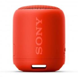 Altavoz Portatil Sony Srs-Xb12r Extra Bass Bluetooth Rojo
