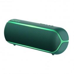 Altavoz Portatil Sony Srs-Xb22g Extra Bass Bluetooth Live Sound Verde