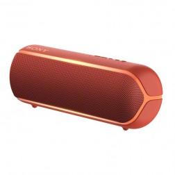 Altavoz Portatil Sony Srs-Xb22r Extra Bass Bluetooth Live Sound Rojo