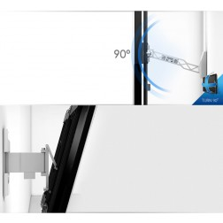 Soporte Pared Tv One For All Sv-6440 Ultra Slim