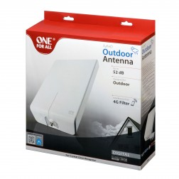 Antena De Exterior One For All Sv-9455 ( 52db )