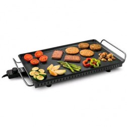 Plancha Asar Mondial Tc02 Party Xxl 36x60cm 2500w