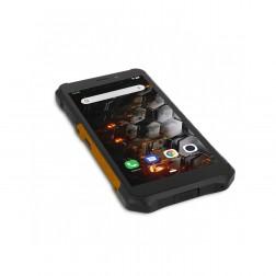"Movil Hammer Iron 3 5,45"" 3g 16gb 8mp Android 9.0 Dual Sim Orange Rugerizad"