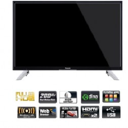 Tv 32 Panasonic Tx-32ds352e Hd Ready Smart Wifi