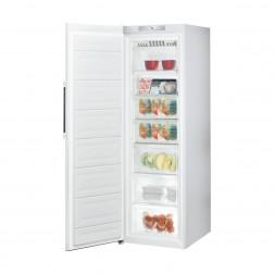Congelador V Indesit Ui8f1cw1 188x60cm Nf Blanco A+