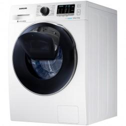 Lavadora-Secadora Samsung Wd80k5b10ow/Ec 8/6kg 1400rpm A Blanca