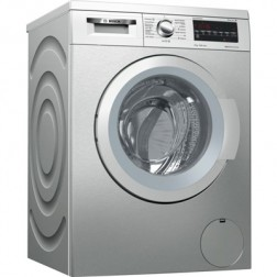 Lavadora Bosch Wuq2448xes 8kg 1200rpm Inox A+++