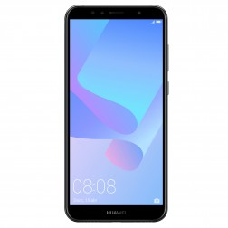 "Movil Huawei Y6 2018 Atomu 4g 5.7"" 2/16gb 13mp Negro"