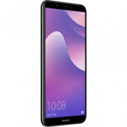 "Movil Huawei Y7 2018 Ds Black 5.99"" 13mp 2/16gb Negro"