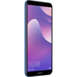 "Movil Huawei Y7 2018 Ds Blue 5.99"" 13mp 2/16gb Azul"