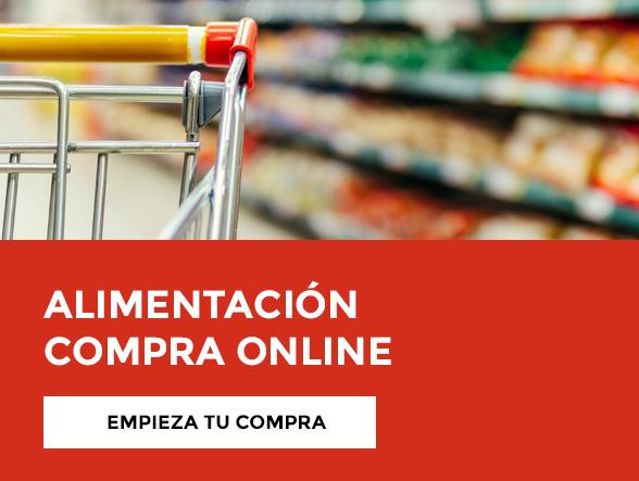 Alimentación. Compra Online