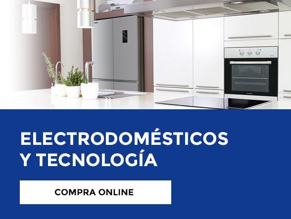 Electrodomésticos y Tecnología. Compra Online